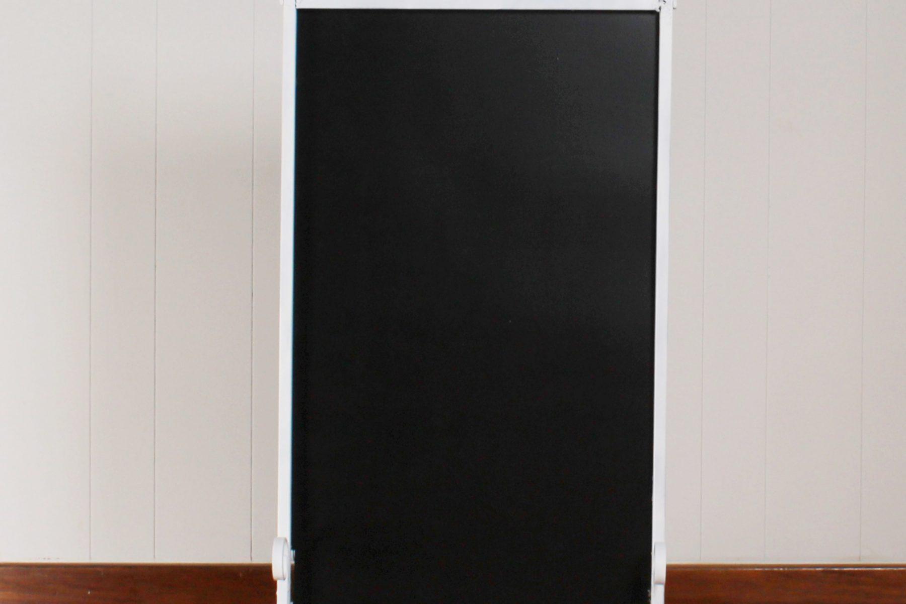 blackboard front on