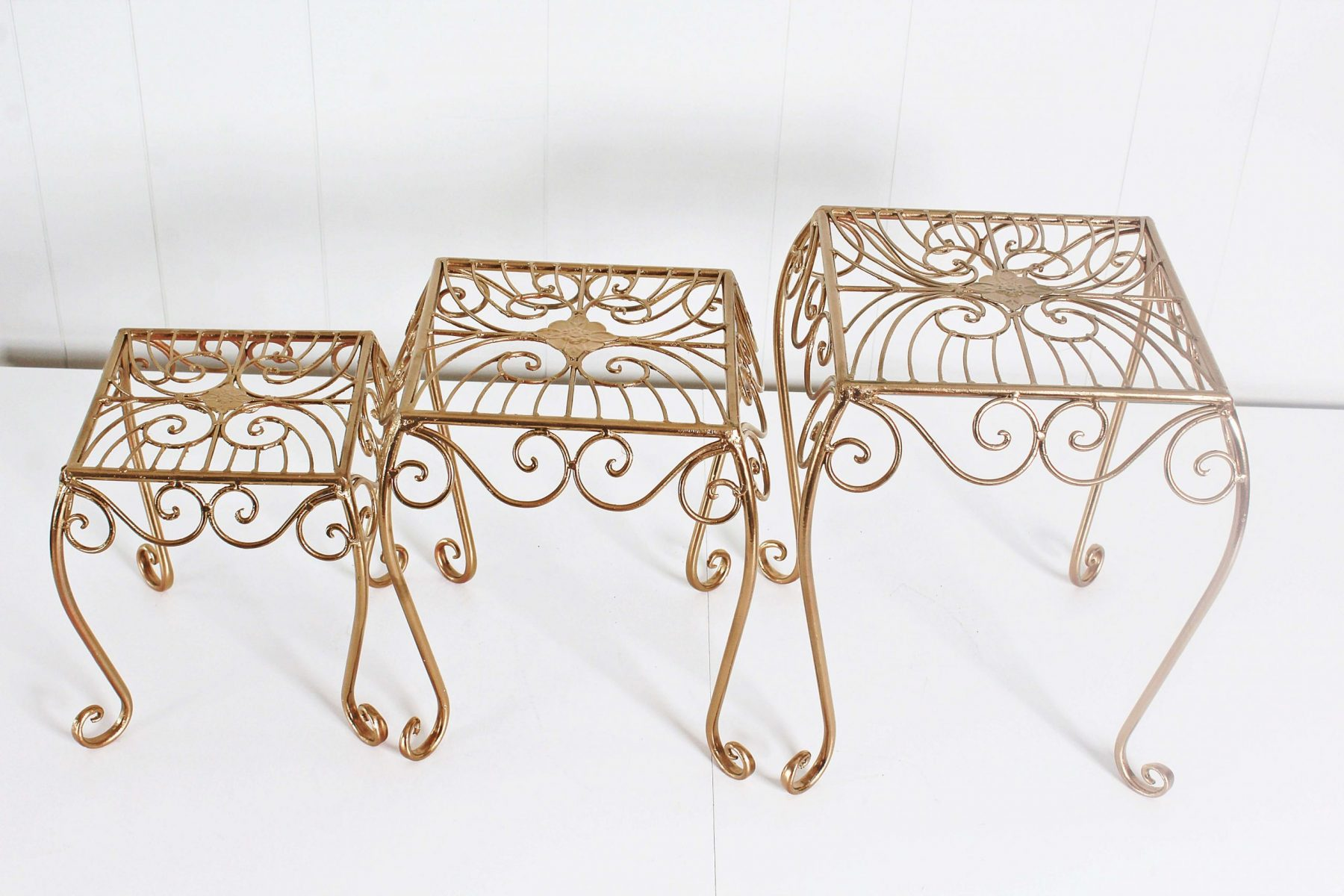 cake stands gold5