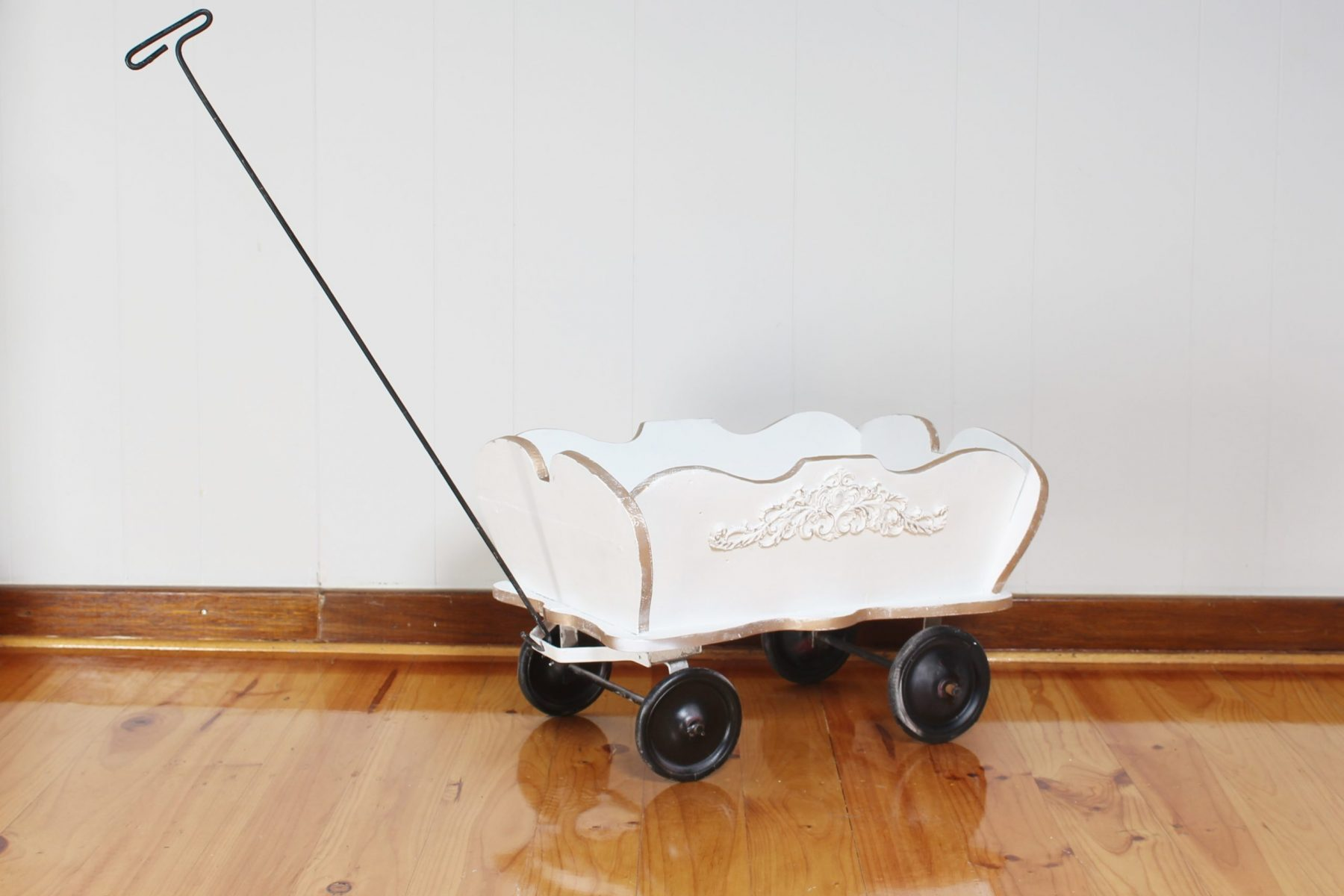 flower girl cart 2