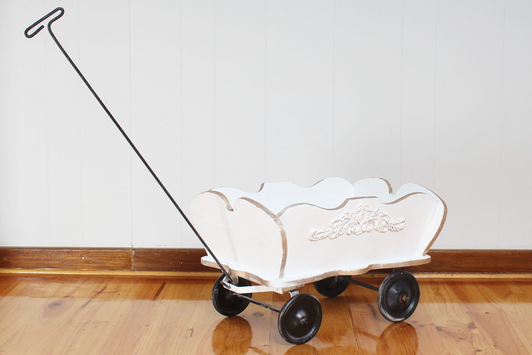 flower girl cart 3