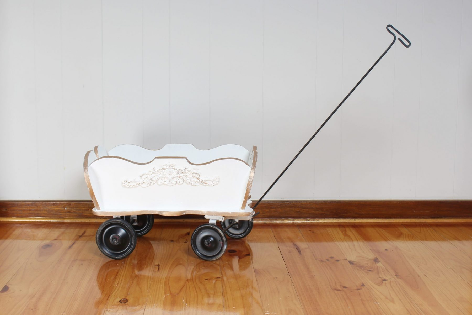 flower girl cart