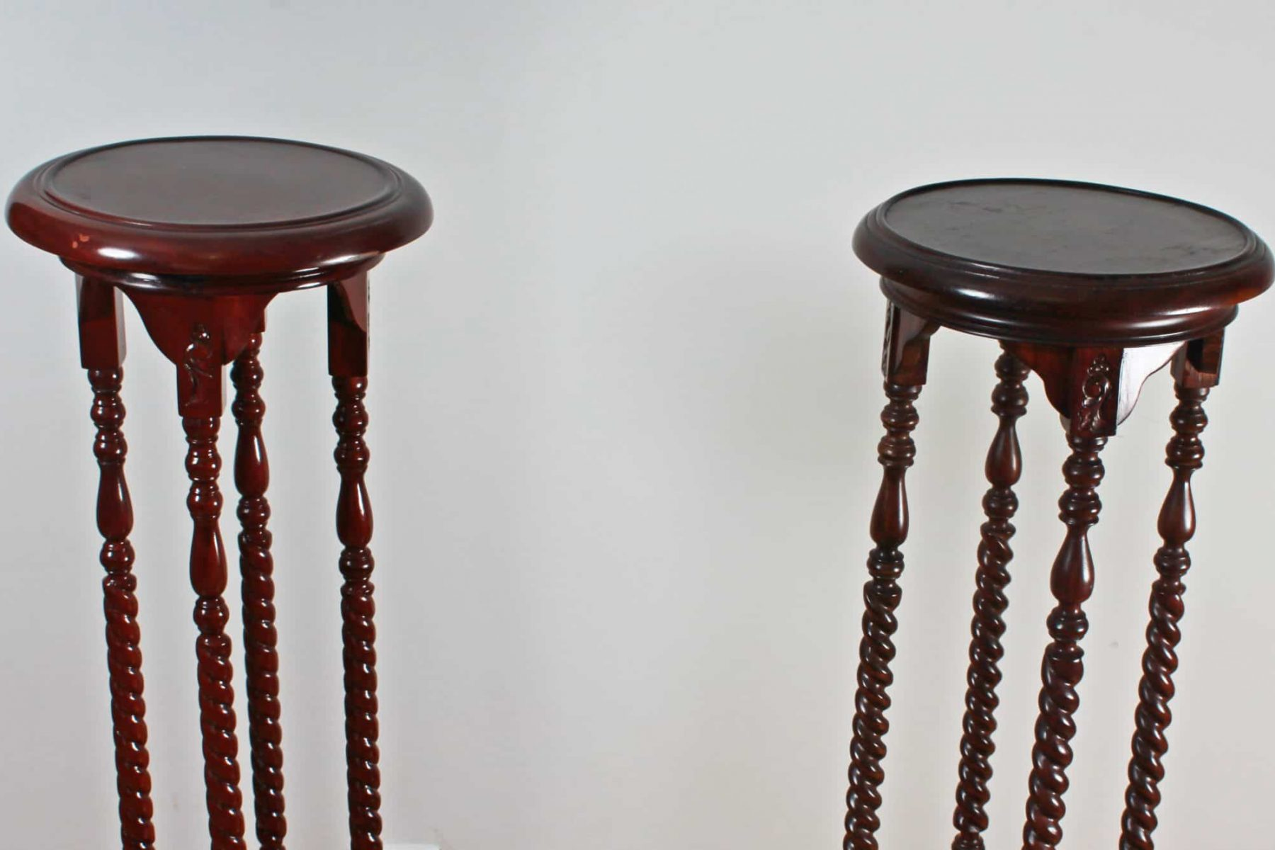 pedestals pair closer