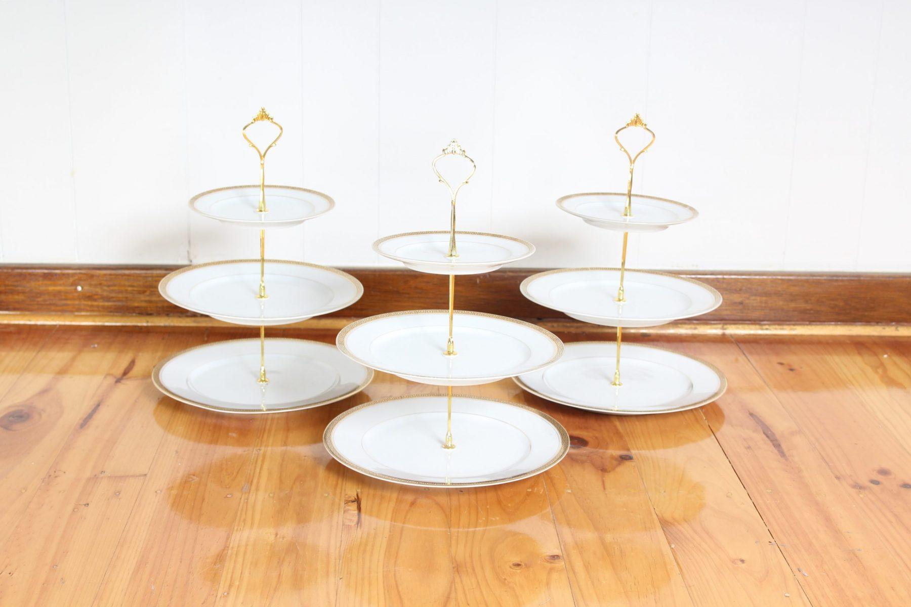 set cake stands
